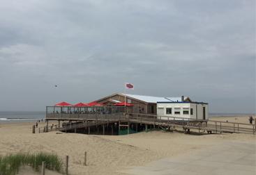strandpaviljoen camperduin